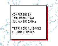 Conferência Internacional Sul-Americana: Humanidades