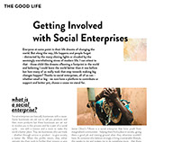 Social Enterprise Write-up for Curated by Popculture