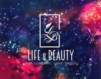 Branding Logo for Life & Beauty