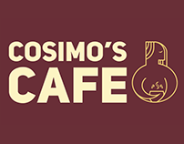 Cosimo's Cafe - Personal Branding Project