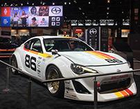SCION at the Chicago Auto Show