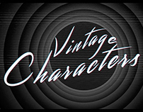 Vintage Characters