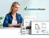 Validation Master Website