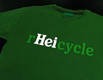 HEINEKEN | reHEIduce, reHeIuse, reHEIcycle