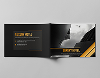 Luxury Hotel Brochure