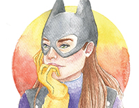 Original Watercolor Portraits