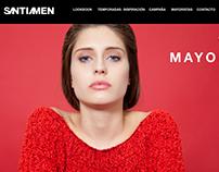 Diseño Web   santiamen.com.ar