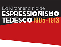 Espressionismo Tedesco - Exhibition Design
