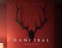 Hannibal - fan made poster