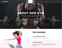 Activanto – Gym & Fitness WordPress Theme