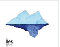 Paysages (bleus)