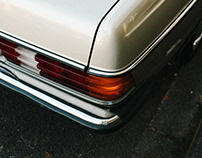 CAR IN A STREET