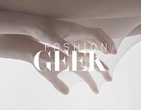 Fashion Geek Main Titles