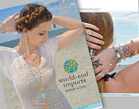 Summer Catalog for World End Imports