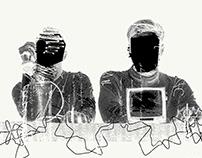 ELECTROFOREZ – Band Identity