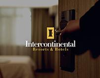 InterContinental Visual Rebranding