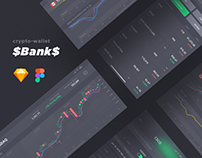 crpt.bank UI Kit