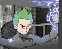 FORÇA UNIVERSO - Longa Metragem de Animação Nacional