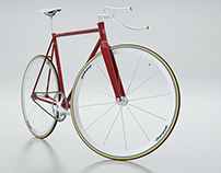 Essenziale Concept - Fixie Bicycle -