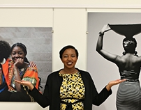 Polly Irungu - About/Press/Awards