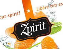 Zpirit Infuzed Water