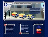 Dist. Franco S.A.C ® - Web Design