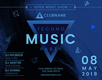 Music Party   Modern and Creative Templates Suite