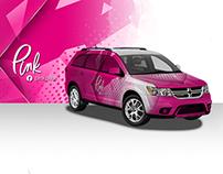 Gráfica Vehicular, Pink!