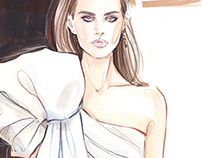 Fashion Illustration / Runway 2