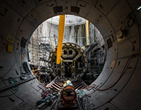 Tunnel Digging in Asia