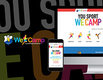 Website + Web Marketing WeCamp