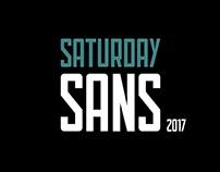 Saturday Sans