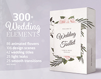 Wedding Toolkit - Video & Print Package | Titles Motion