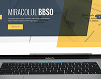 BBSO Miracolul Web Site