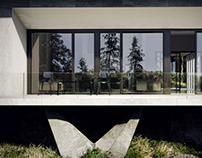 Дом в стиле Модернизм │Modernism house in Tolyatti