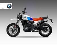 BMW G 310 CLASSIC GS CONCEPT