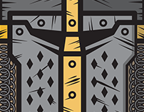 FOR HONOR: KNIGHTS (Reddit Flair Designs)