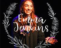 Emma Jenkins Branding