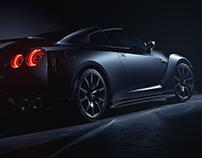 Nissan GT-R 2015 – Full CGI