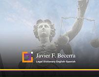 Diseño sitio web Abogado JFB