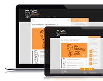 Imagen de Marca y Diseño Web para LCMA