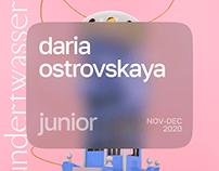 Daria Ostrovskaya