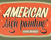 Retro brushes for Procreate