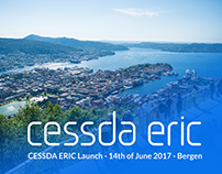 The CESSDA ERIC Launch happened on the 14th of June 20.