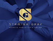 STAMINA.GRAF AGENCY. BRANDING AND LOGO