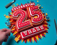 Meadowhall 25 Years