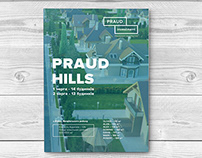 Praud Hills Booklet + Praud Investment Billboard