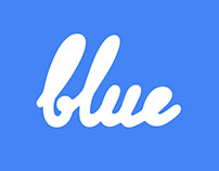 'Blue Picture' London Logo