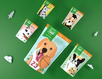 Croquettes Naturelles et Bio pour chiens et chats