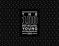 The 100 Most Influential Young Entrepreneurs 2016